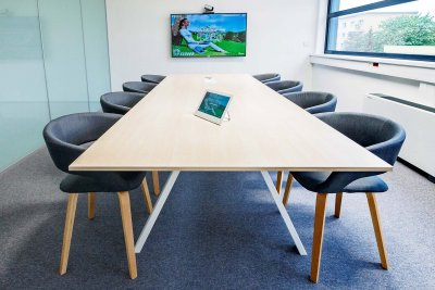 This is what a meeting room in your company could look like