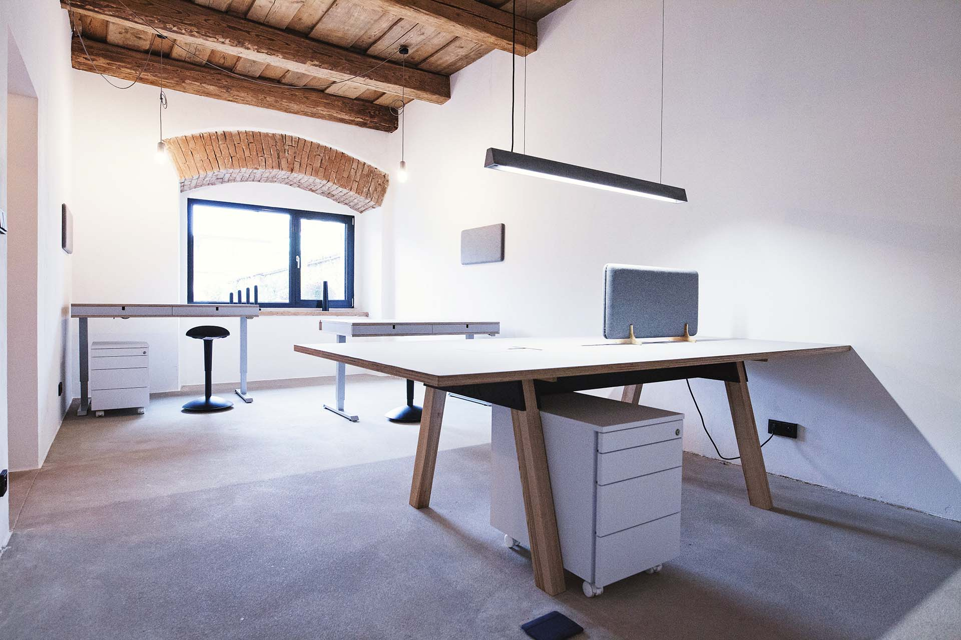We create offices: TAK, a slightly different office
