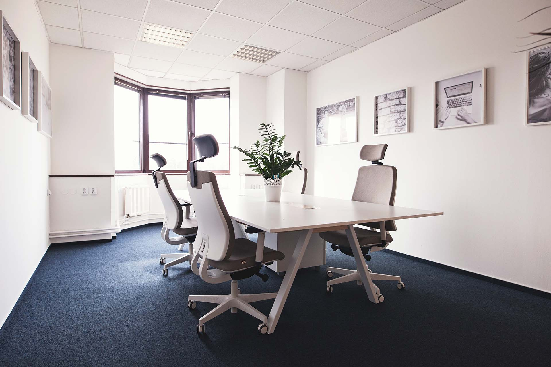 Furniture from the TAK and MOVE ME ranges plays a prominent role in Testiana's offices