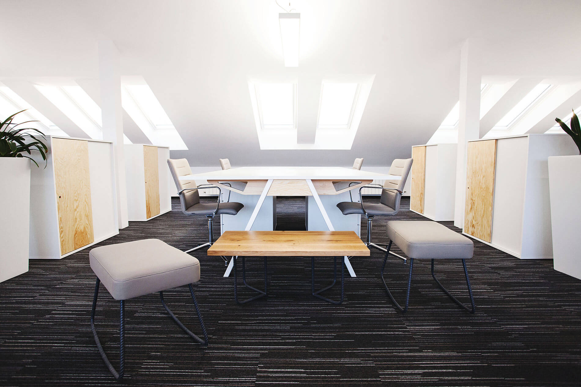Proven furniture for offices and workplaces